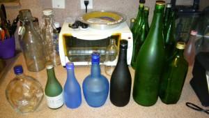 Blank Bottles